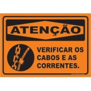 Verificar Os Cabos e As Correntes