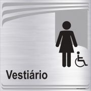 Vestiário feminino inclusivo