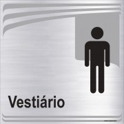 Vestiário masculino