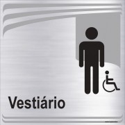 Vestiário masculino inclusivo