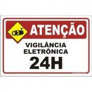 Vigilância eletrônica 24 horas
