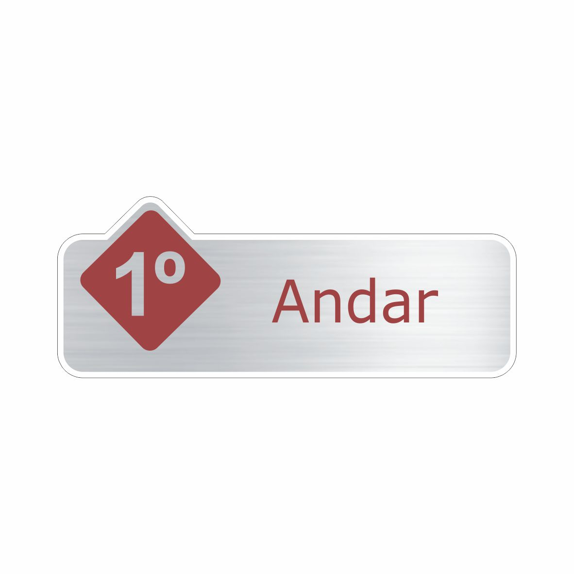 1º Andar  - Towbar Sinalização de Segurança
