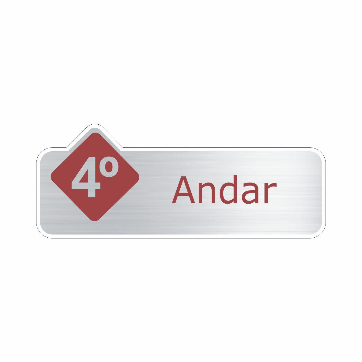 4º Andar  - Towbar Sinalização de Segurança