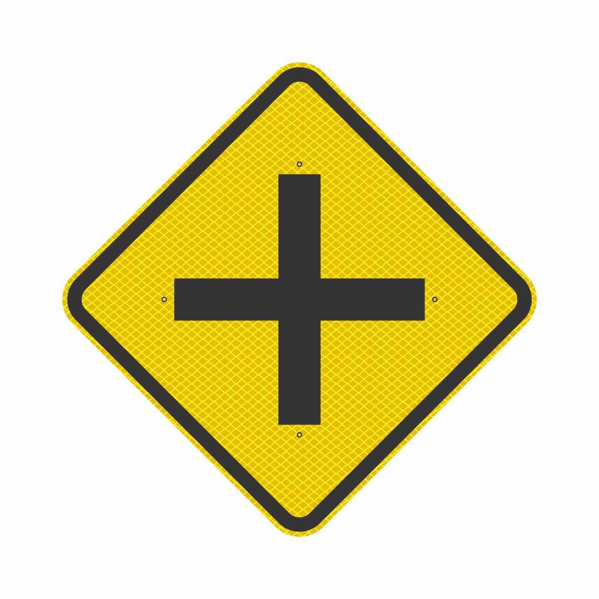 A-6 - CRUZAMENTO DE VIAS  - Towbar Sinalização de Segurança