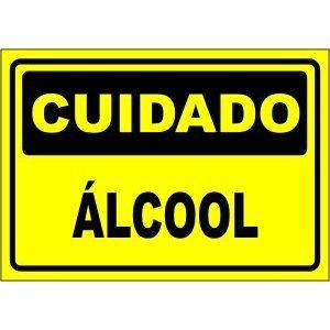 Álcool  - Towbar Sinalização de Segurança