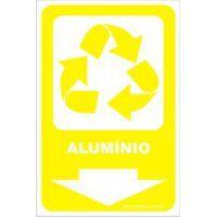 Alumínio  - Towbar Sinalização de Segurança