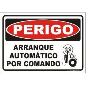 Arranque Automático Por Comando  - Towbar Sinalização de Segurança