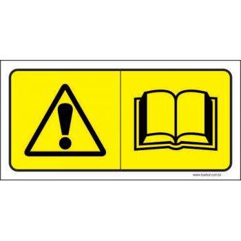 Atenção - Ler Instruções de Uso Antes de Utilizar  - Towbar Sinalização de Segurança