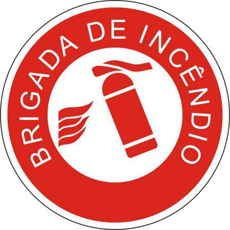 Bottom - Brigada de incêndio  - Towbar Sinalização de Segurança