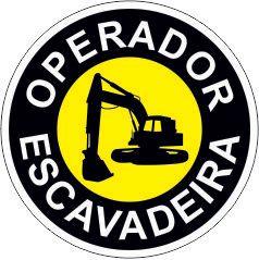 Bottom - Operador escavadeira  - Towbar Sinalização de Segurança