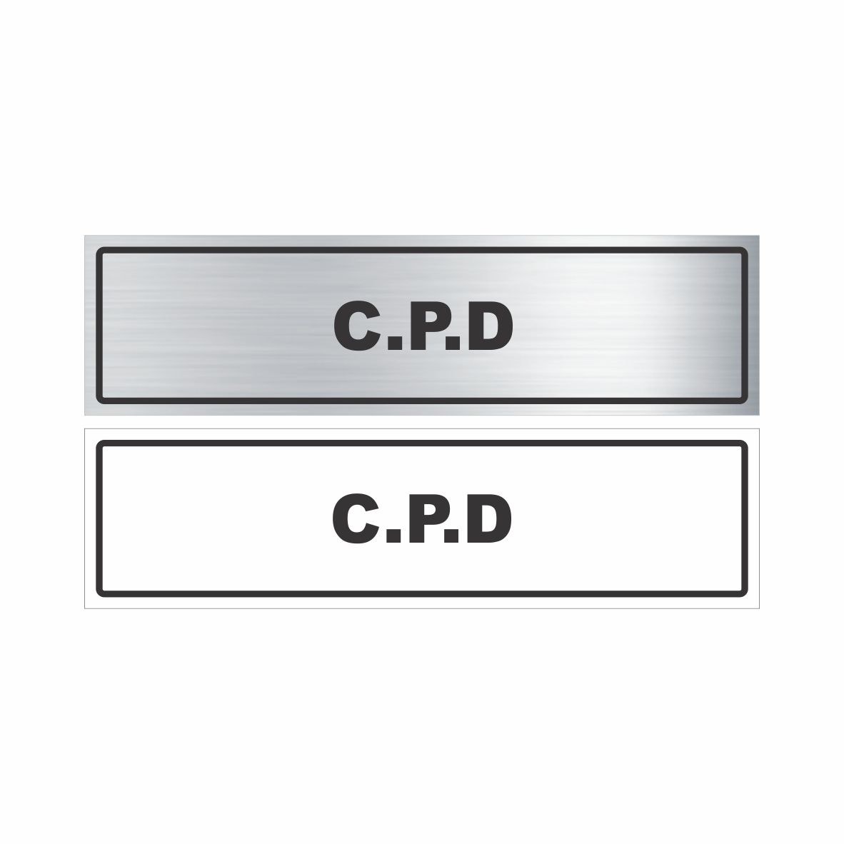 C.P.D.  - Towbar Sinalização de Segurança