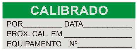 Calibrado  - Towbar Sinalização de Segurança
