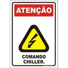 Comando Chiller  - Towbar Sinalização de Segurança