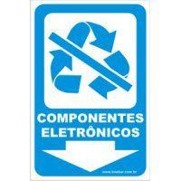 Componentes Eletrônicos  - Towbar Sinalização de Segurança
