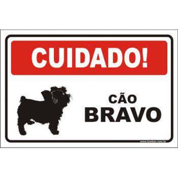 Cão bravo  - Towbar Sinalização de Segurança