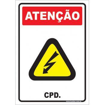 Cpd.  - Towbar Sinalização de Segurança