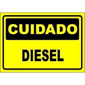 Diesel  - Towbar Sinalização de Segurança
