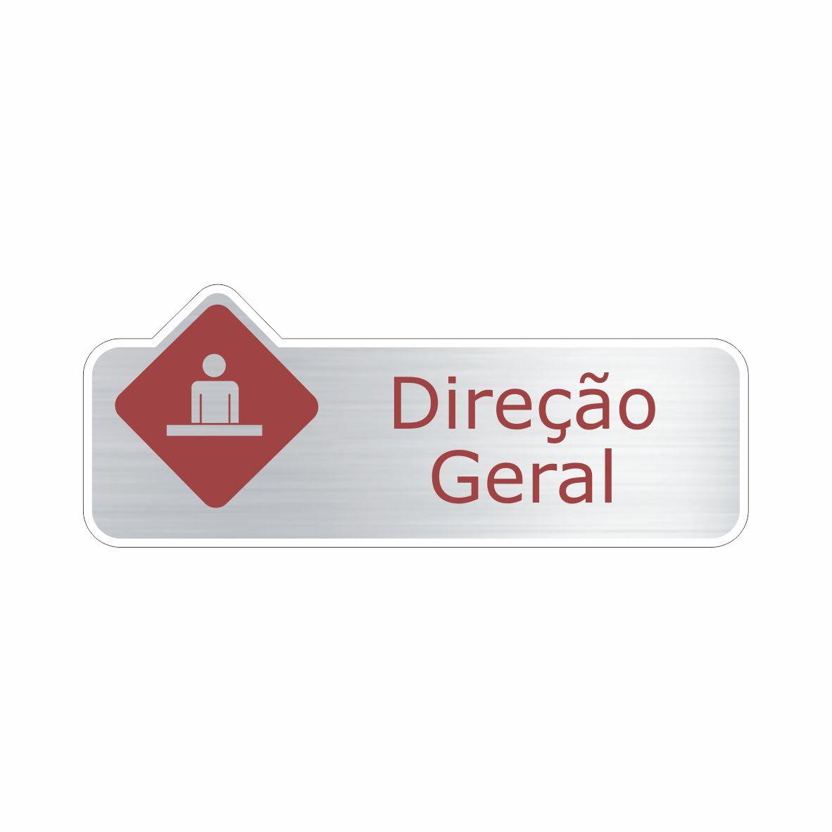 Direção geral  - Towbar Sinalização de Segurança
