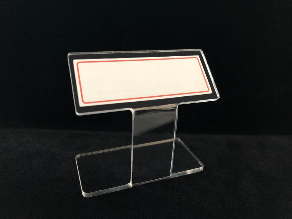 Display para buffet  - Towbar Sinalização de Segurança