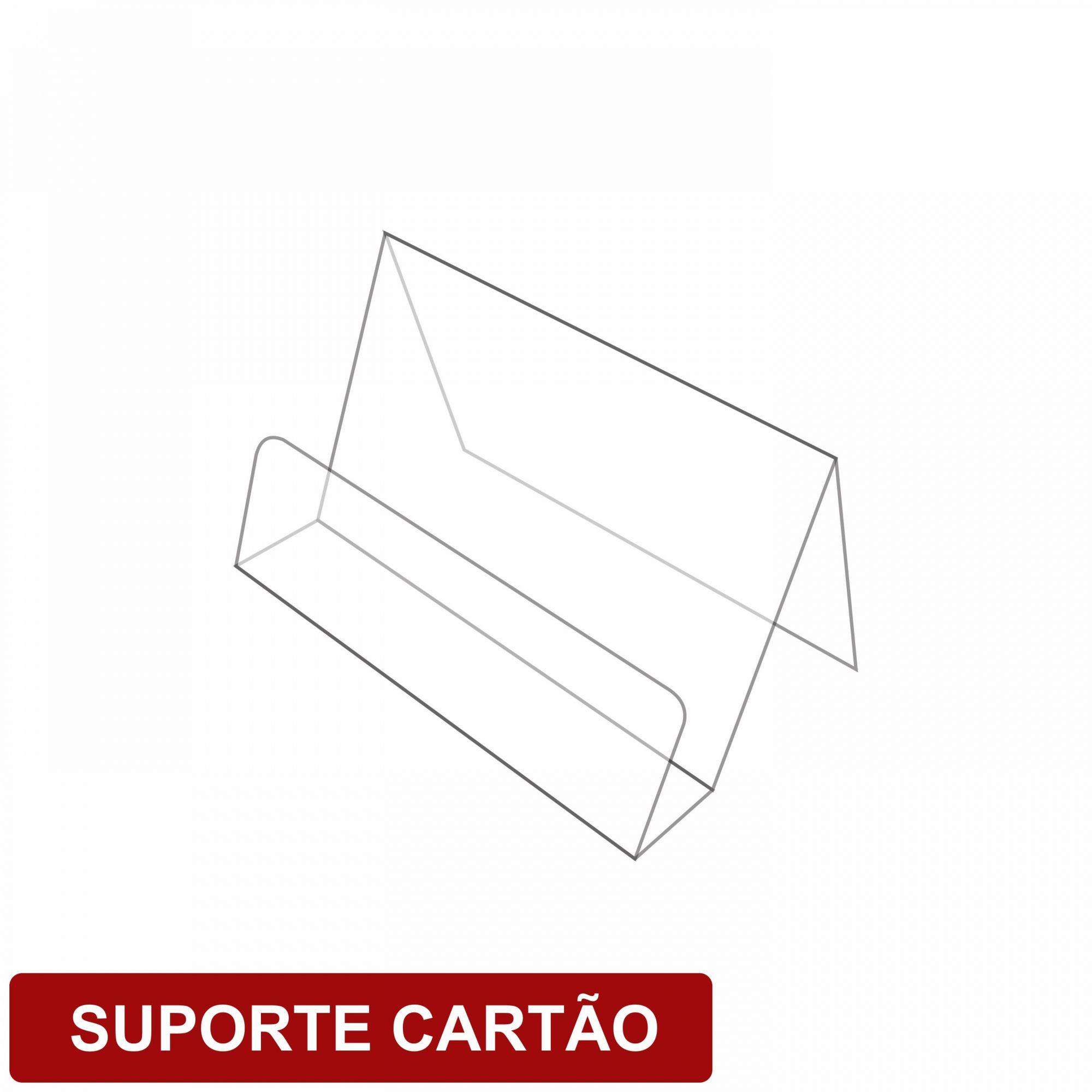 Display suporte para cartão de visitas  - Towbar Sinalização de Segurança