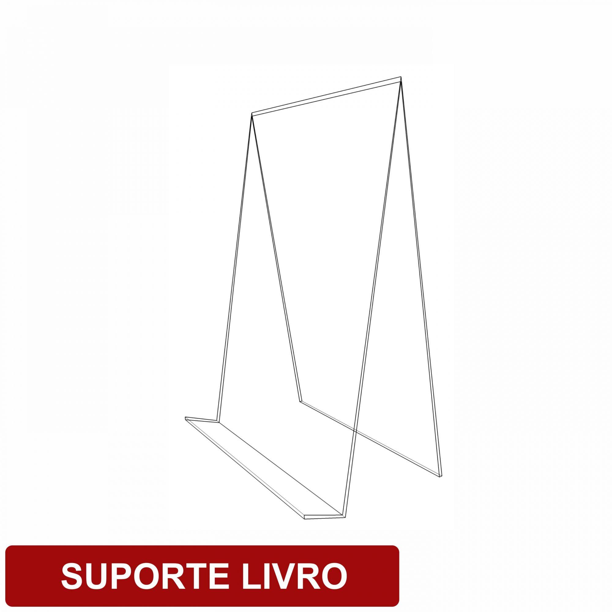 Display suporte para livros  - Towbar Sinalização de Segurança