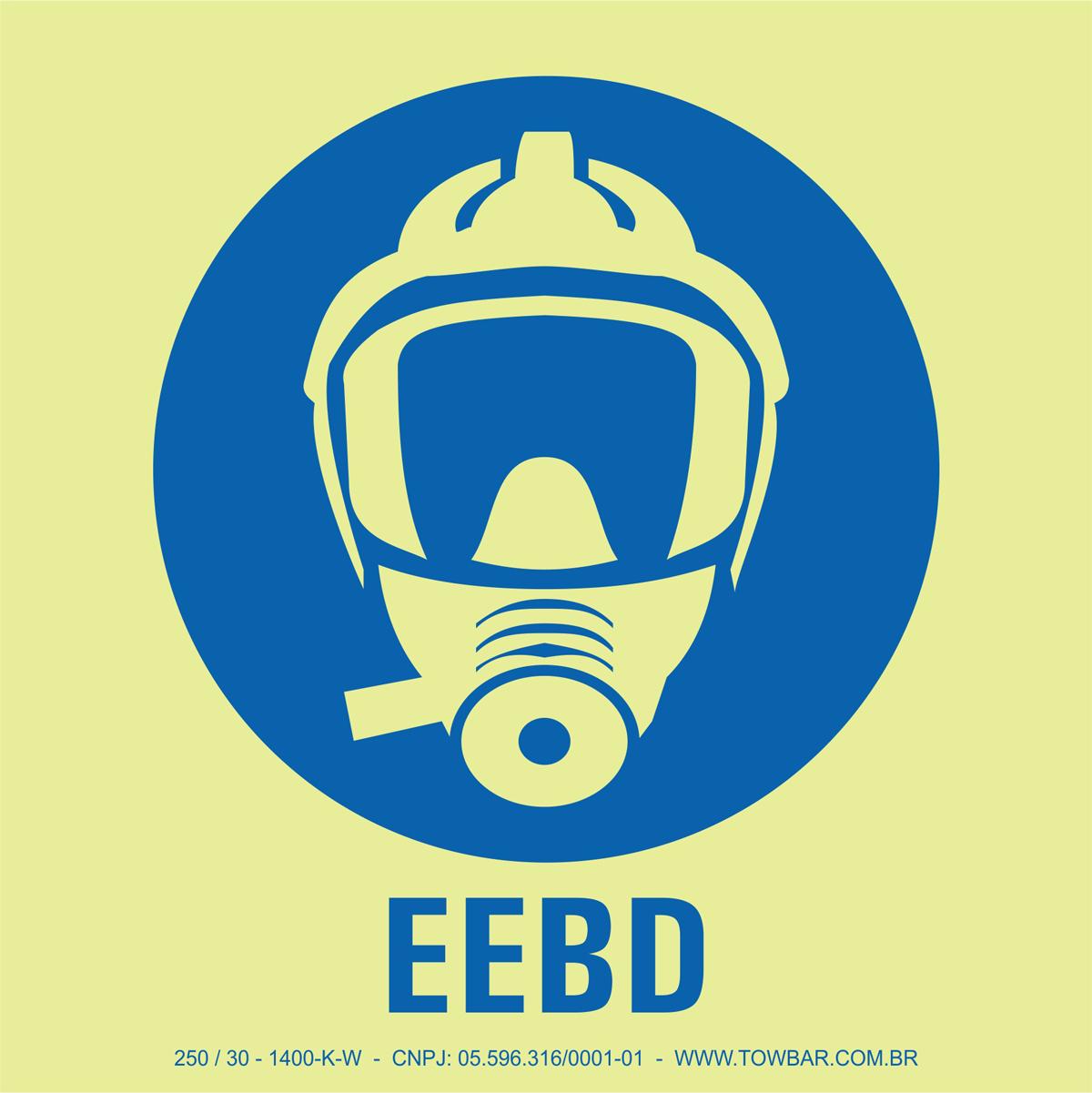 EEBD  - Towbar Sinalização de Segurança