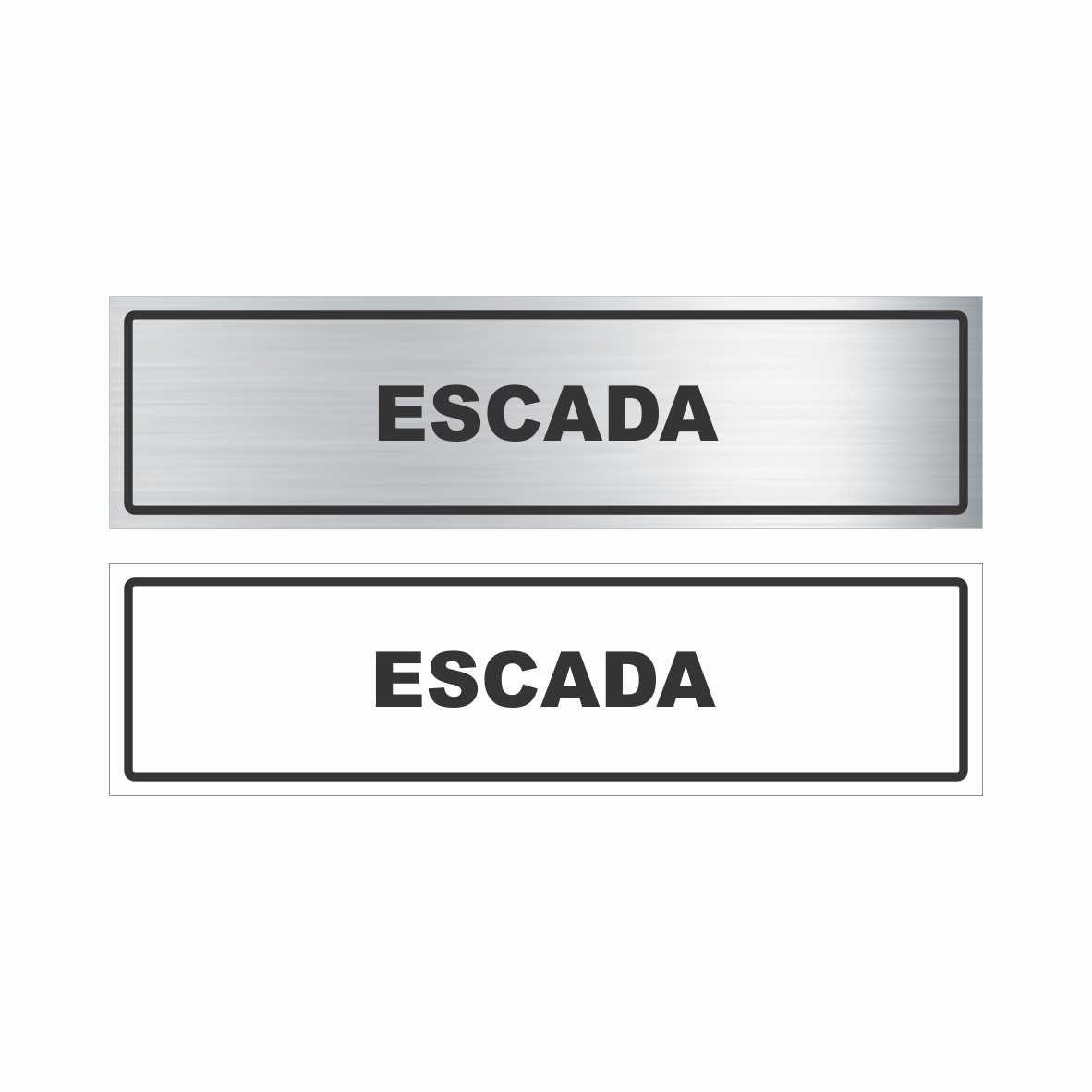Escada  - Towbar Sinalização de Segurança