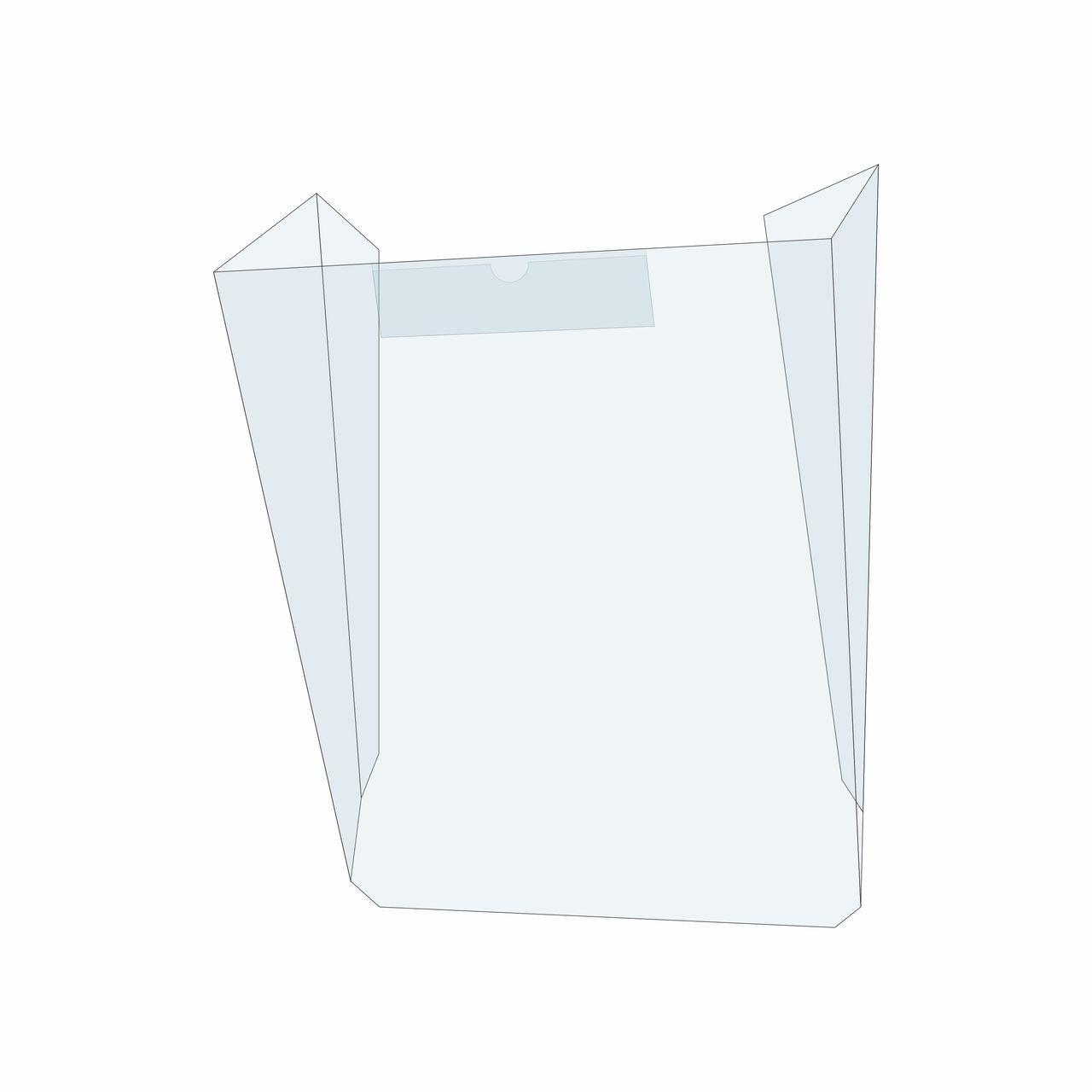 Escaninho em acetato  - Towbar Sinalização de Segurança