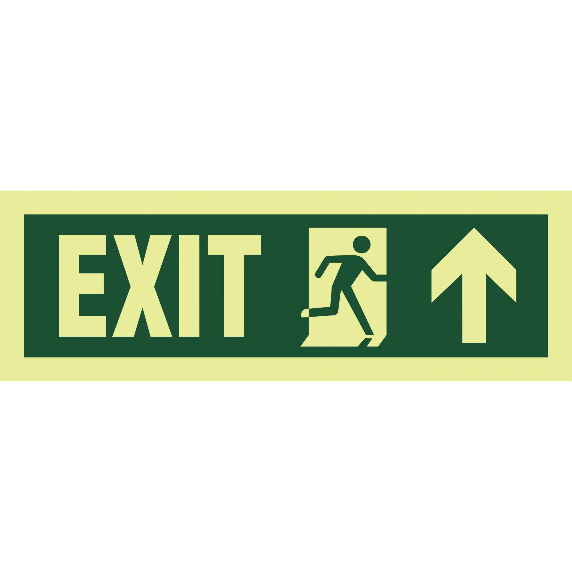 Exit Left-man Run Right-arrow Up  - Towbar Sinalização de Segurança