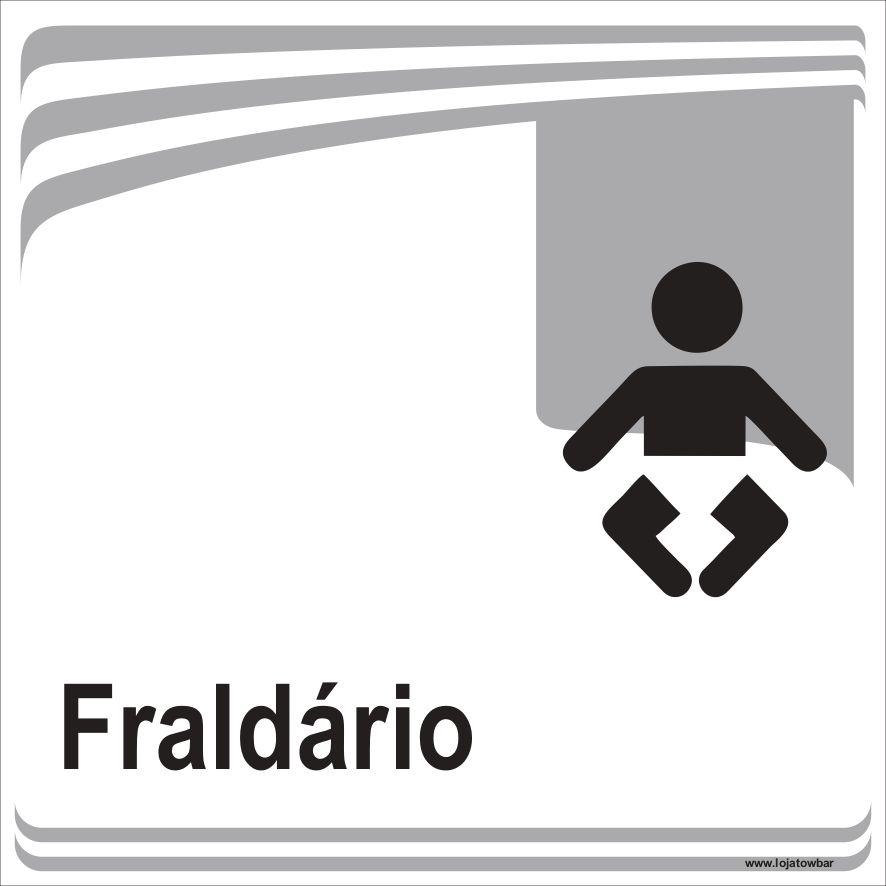 Fraldário  - Towbar Sinalização de Segurança