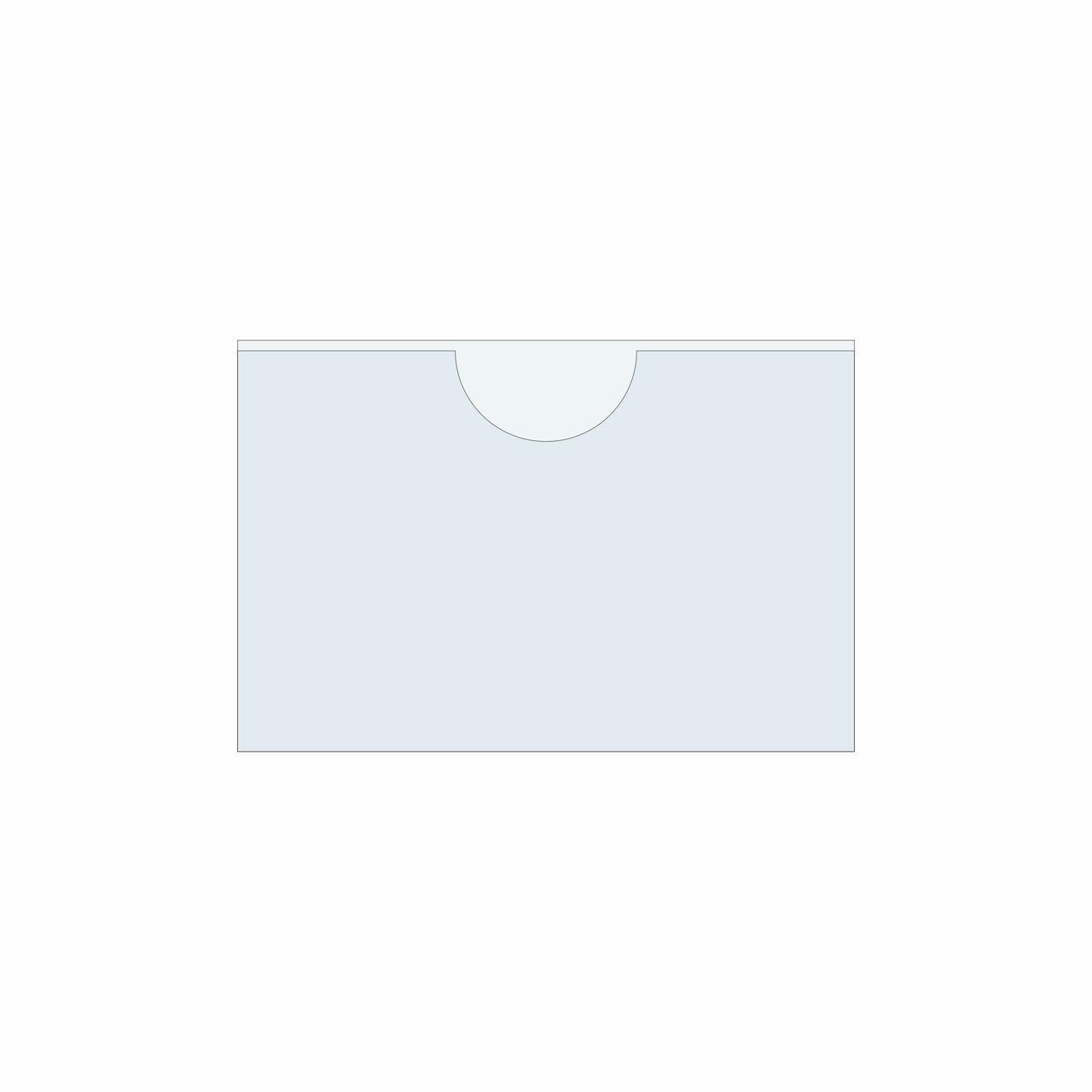 Identificador de gaveta tipo V  - Towbar Sinalização de Segurança