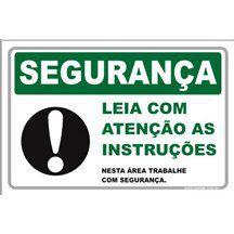 Leia com Atenção as Instruções  - Towbar Sinalização de Segurança