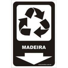 Madeira  - Towbar Sinalização de Segurança