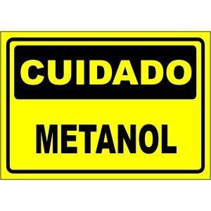 Metanol  - Towbar Sinalização de Segurança