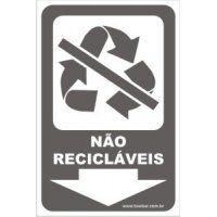 Não Recicláveis  - Towbar Sinalização de Segurança