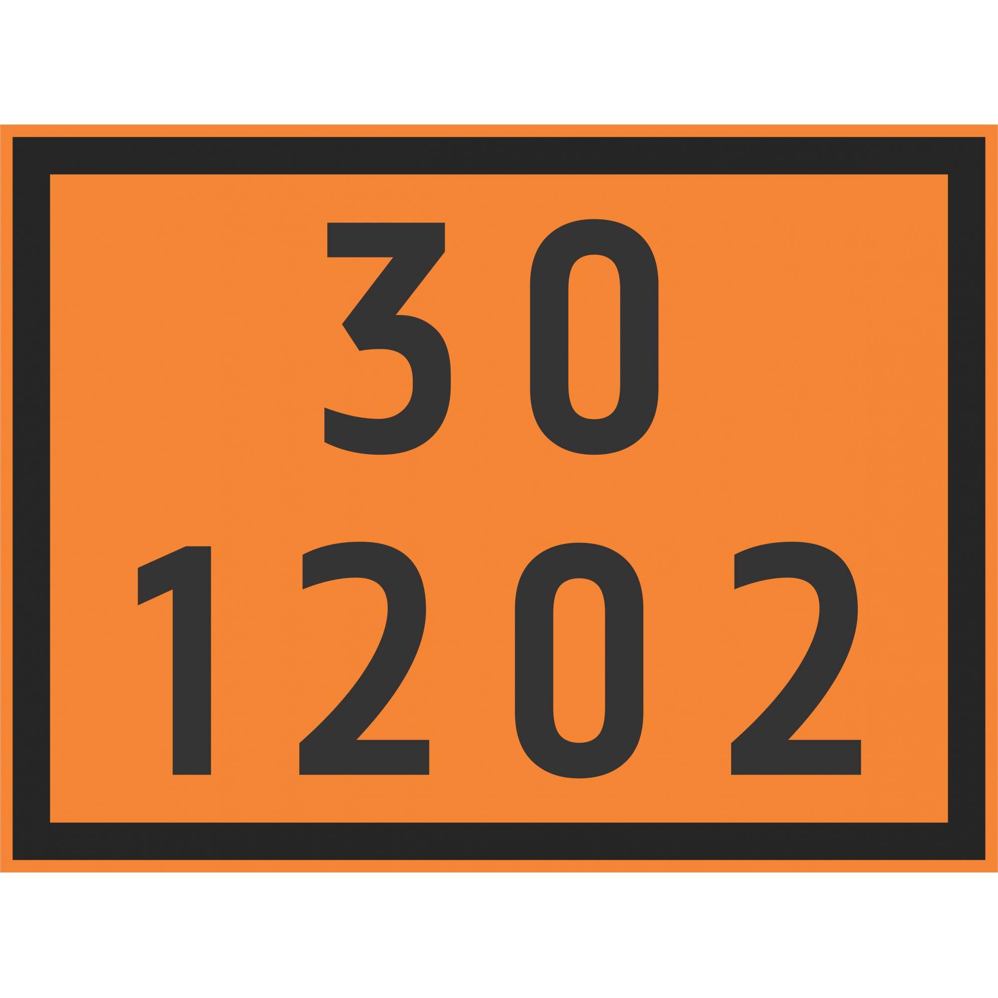 ÓLEO DIESEL 1202  - Towbar Sinalização de Segurança