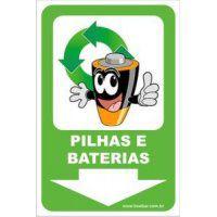 Pilhas e Baterias  - Towbar Sinalização de Segurança