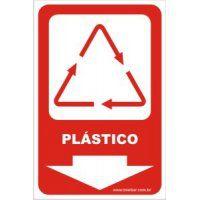 Plástico  - Towbar Sinalização de Segurança