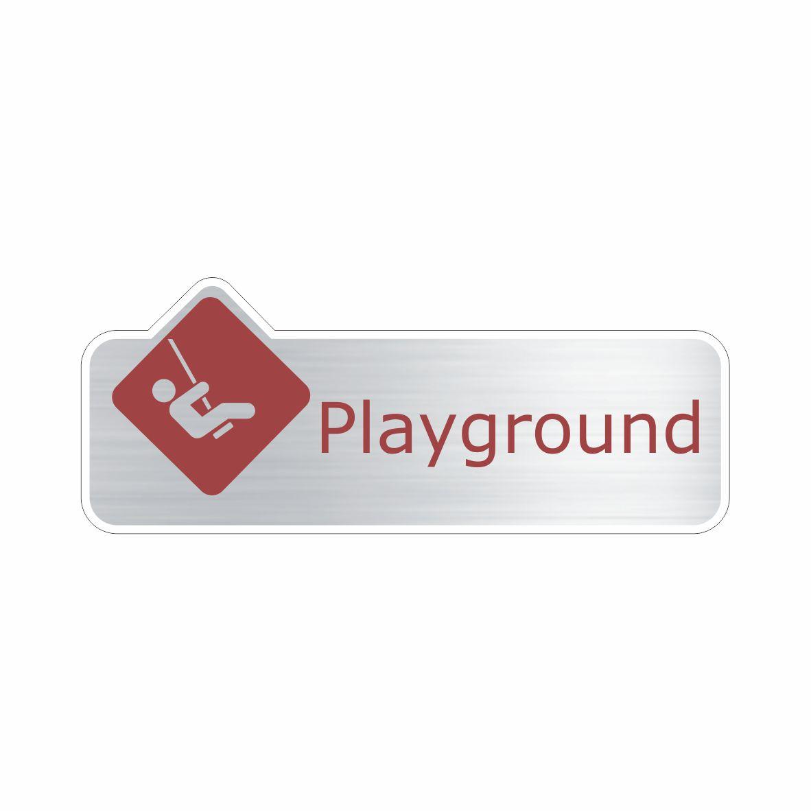 Playground  - Towbar Sinalização de Segurança
