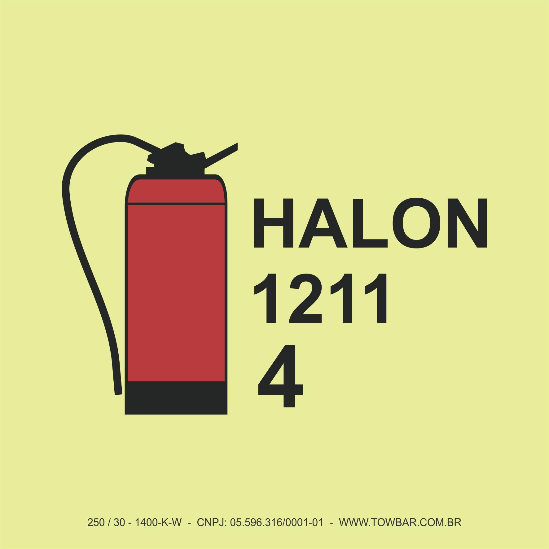 Extintor de Incêndio Portátil (Portable Fire Extinguisher)  - Towbar Sinalização de Segurança