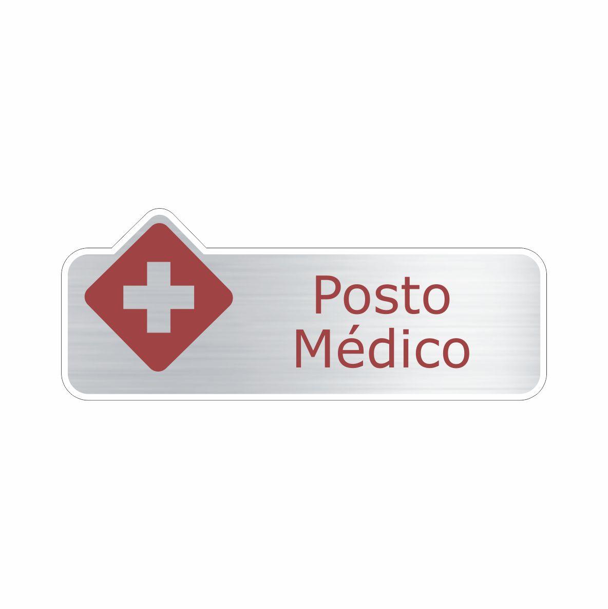 Posto médico  - Towbar Sinalização de Segurança