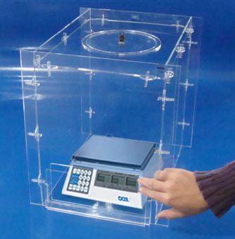 Proteção para balanças  - Towbar Sinalização de Segurança