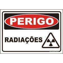 Radiações  - Towbar Sinalização de Segurança