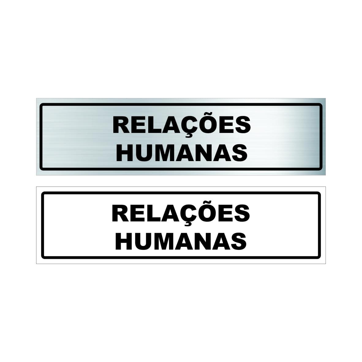 Relações humanas  - Towbar Sinalização de Segurança