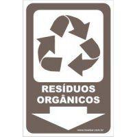 Resíduos Orgânicos  - Towbar Sinalização de Segurança