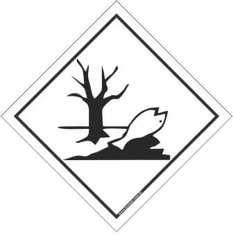 Risco ao Meio Ambiente  - Towbar Sinalização de Segurança