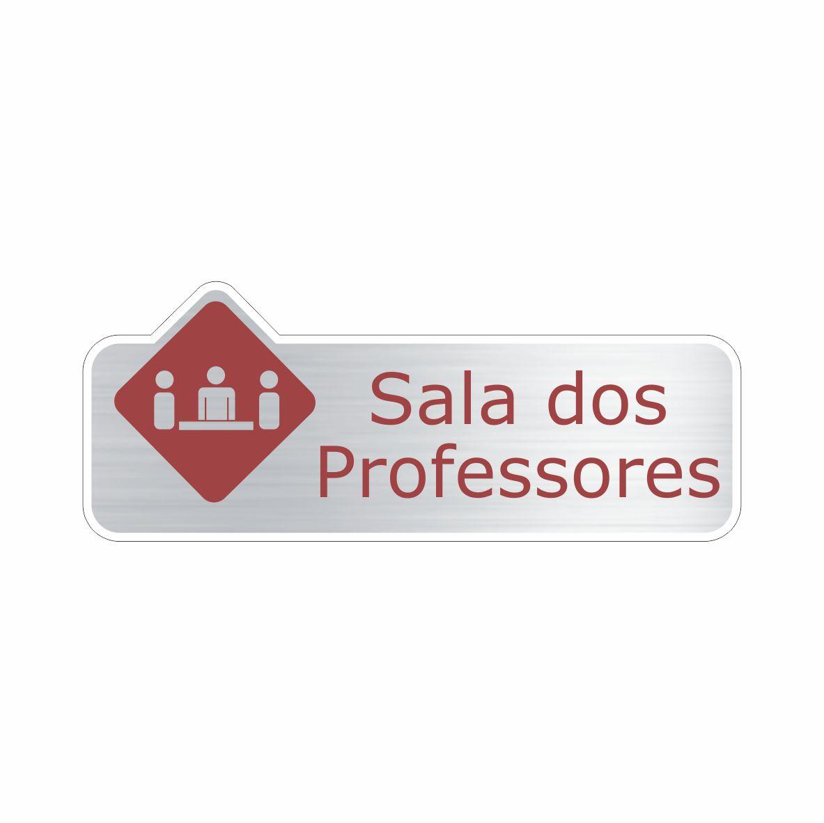 Sala dos professores  - Towbar Sinalização de Segurança