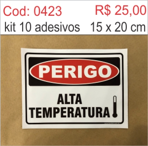 Saldão - Adesivo Alta Temperatura  - Towbar Sinalização de Segurança
