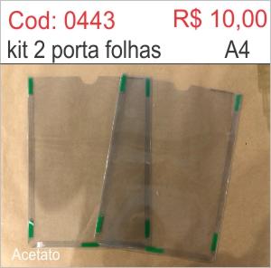 Saldão - Porta Folha 1 dobras em Acetato Vertical  - Towbar Sinalização de Segurança