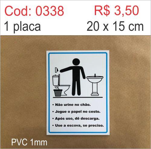 Saldão - Placa Procedimentos Sanitários  - Towbar Sinalização de Segurança